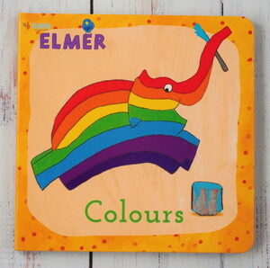 Elmer - Colours