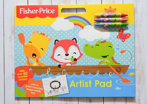 Artist Pad - Fisher Price