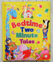Bedtime - Two Minute Tales