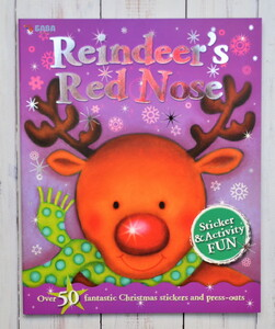 Reindeers Red Nose