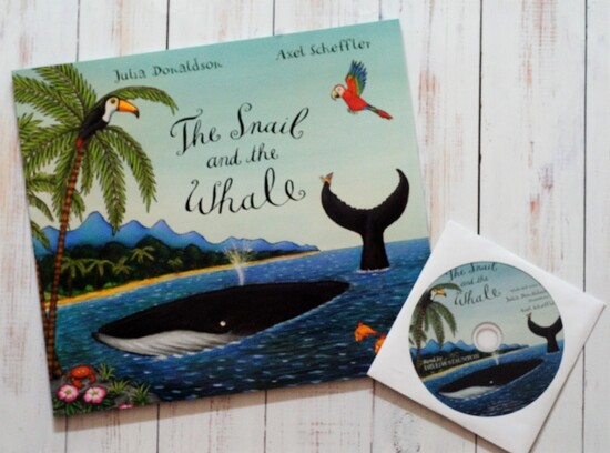 The Snail and the Whale + CD