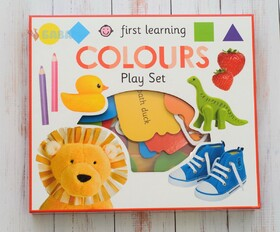 First Learning COLORS play set