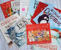 Christmas collection - 10 illustrated books