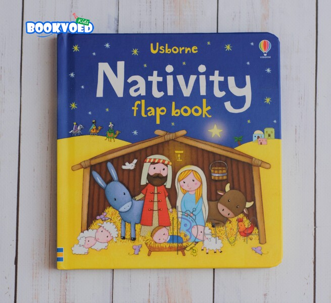 nativity book report Based on the major motion picture, the nativity story is the very human  report abuse debora lynn 50 out the nativity in book form.