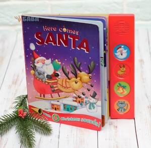 SOUND BOARDS: HERE COMES SANTA