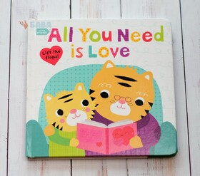 Little Friends: All You Need Is Love