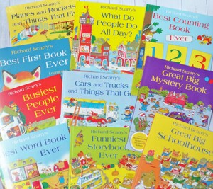 Best Collection Ever - Richard Scarry