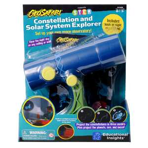GeoSafari® Constellation and Solar System Explorer