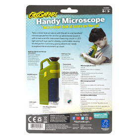 GeoSafari® Handy Microscope