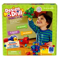Design & Drill® Socket To Me™ Activity Set