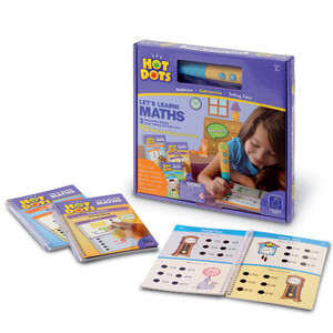 Hot Dots® Let's Learn! Maths Set