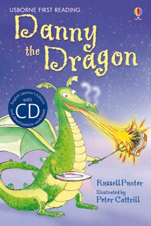 Фото Danny the dragon - Usborne.