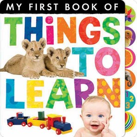 My First Book of: Things to Learn