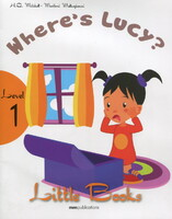 Little books. Level 1. Where's Lucy? (+ CD)