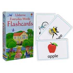Everyday Words flashcards