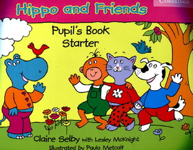 Hippo and Friends. Pupil's Book Starter