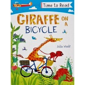 Giraffe on a Bicycle - Time to read