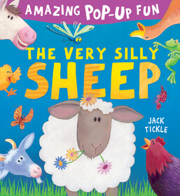 The Very Silly Sheep - Pop up
