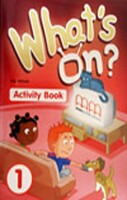 What's on 1. Activity Book
