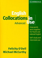 English Collocations in Use: Advanced with Answers