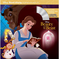 Beauty and the Beast Read-Along Storybook (+ CD)