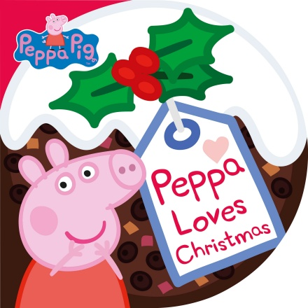 Фото Peppa Pig: Peppa Loves Christmas.