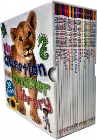 My Question and Answer Library - набор из 20 книг