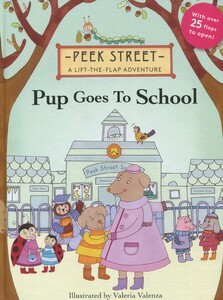 Pup Goes to School