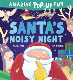 Santas Noisy Night - Little Tiger Press