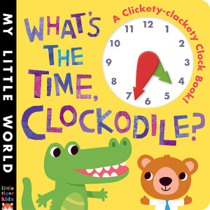 Whats the Time, Clockodile?
