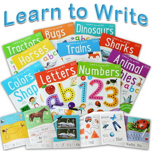 Learn to Write Collection - 10 Books