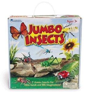 Jumbo Insects