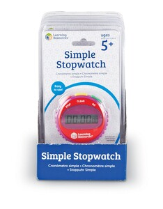 Simple Stopwatch (Set of 6)