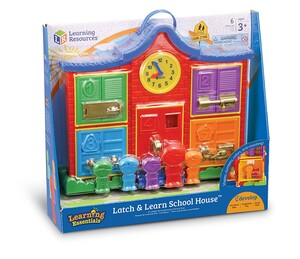 Latch & Learn School House™