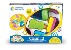 New Sprouts® Clean It!