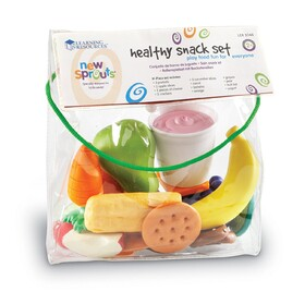 New Sprouts™ Healthy Snack Play Food Set