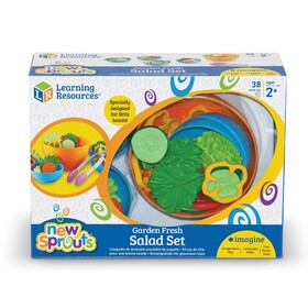 New Sprouts® Garden Fresh Salad Set