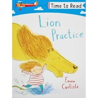 Lion Practice - Time to read