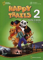 Happy Trails 2. Pupil's Book (with CD)