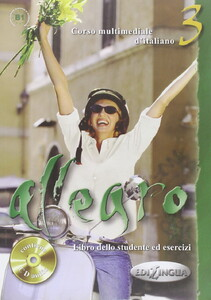 Allegro Libro Dello Studente 3 (+CD)
