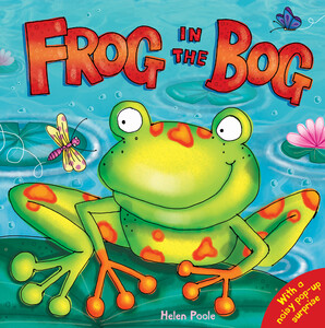 Frog in the Bog