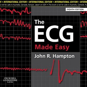 The ECG Made Easy (9780702046421)