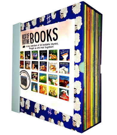 My Big Box of Bedtime Stories Collection 20 Books Box Set Children Reading Books