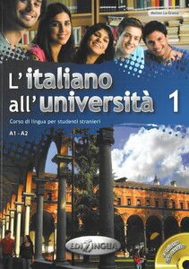 L'Italiano All'Universita: Libro (+CD) (9789606930683)
