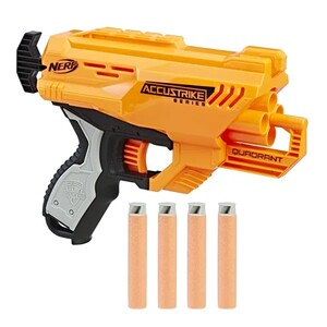Бластер Nerf Elite AccuStrike Quadrant