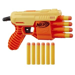 Бластер Nerf Alpha Strike Fang QS-4