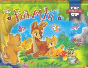 Fairy Tales Pop Ups : Bambi