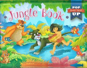 Fairy Tales Pop Ups : Jungle book
