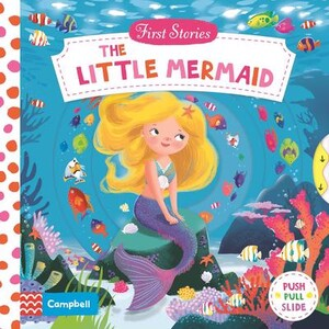 The Little Mermaid - First stories (9781509821020)