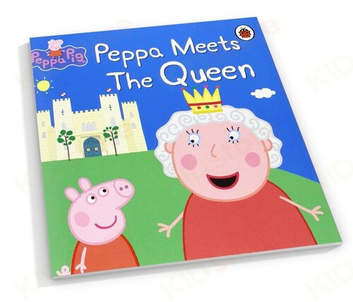 Фото Peppa Meets the Queen.